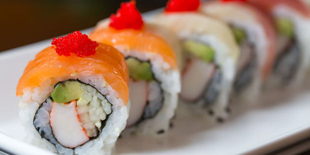 A Japanese sushi chain is being accused of 'wasabi terrorism'. Photo / 123RF