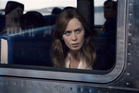 Only Emily Blunt's gutsy performance keeps The Girl on the Train on track while so much is trying to derail it.