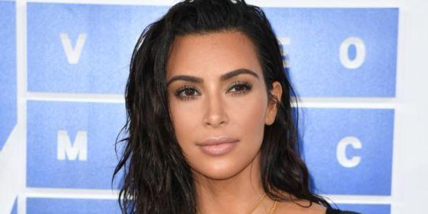 Kim Kardashian West was robbed at gunpoint in Paris. Photo / AFP