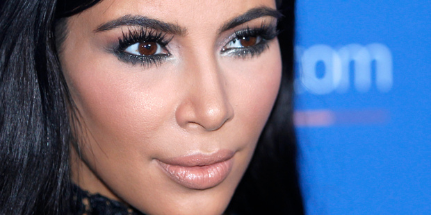 TV personality Kim Kardashian was attacked while she was in Paris. Photo / AP