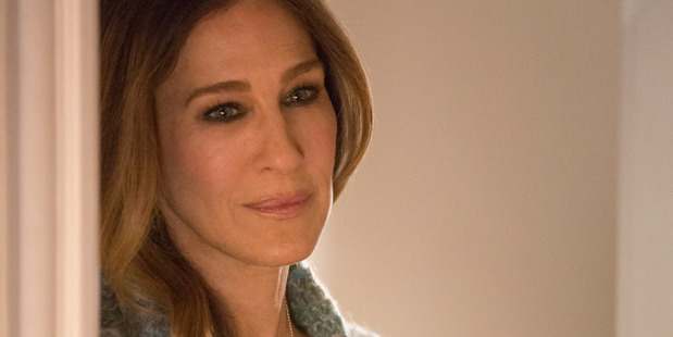 Sarah Jessica Parker plays Frances, an embattled mother-of-two going through a divorce, in HBO's new comedy-drama Divorce.