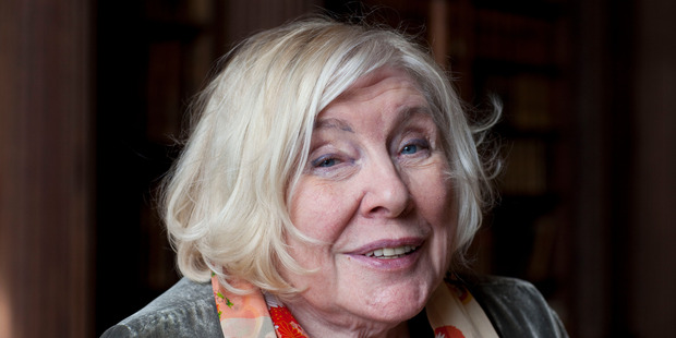 Fay Weldon says women like to see themselves as victims but actually have it better than men. Photo / Getty Images