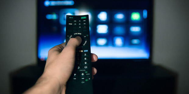 Your TV remote is often much dirtier than you realise - especially if it spends half its life down the side of the couch. Photo / Getty
