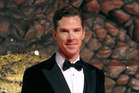 Actor Benedict Cumberbatch says he won't be the next James Bond. Photo / Getty Images