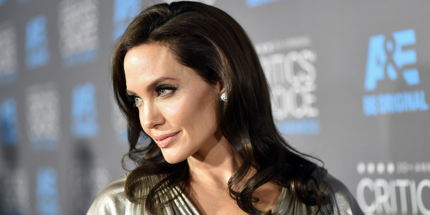 Director/actress Angelina Jolie has moved into a luxurious new home. Photo / Getty