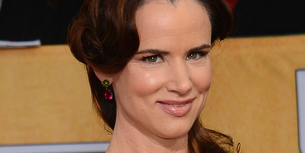 Actress Juliette Lewis attends the 20th Annual Screen Actors Guild Awards. Photo / Getty