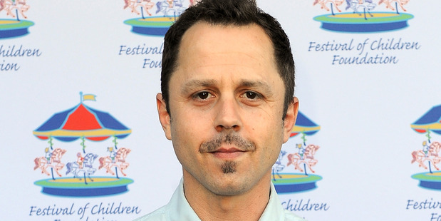 Giovanni Ribisi attends Carousel of Possible Dreams to benefit the Debbie Allen Dance Academy and The Art Of Elysium on July 11, 2015. Photo / Getty