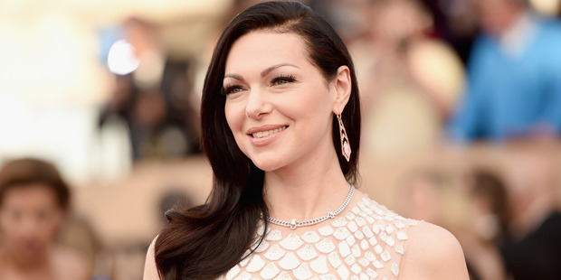 Actress Laura Prepon attends The 22nd Annual Screen Actors Guild Awards at The Shrine Auditorium on January 30, 2016 in Los Angeles, California. Photo / Getty