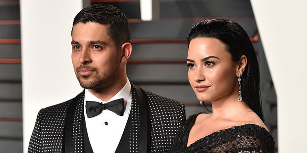 Demi Lovato broke it off with Wilmer Valderrama as she needed a fresh start. Photo / Getty Images