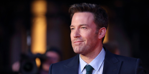 Ben Affleck arrives for the European Premiere of 'Batman V Superman: Dawn Of Justice' at Odeon Leicester Square on March 22, 2016 in London. Photo / Getty