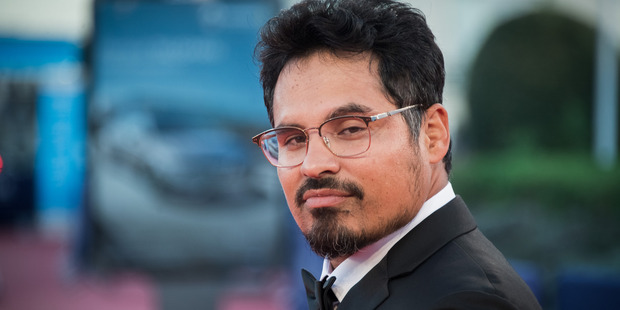 Michael Pena attends the premiere of War On Everyone during the 42nd Deauville American Film Festival on September 8, 2016 in Deauville, France. Photo / Getty