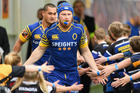 Blair Tweed of Otago runs out prior to the round six Mitre 10 Cup match against Canterbury. Photo / Getty Images