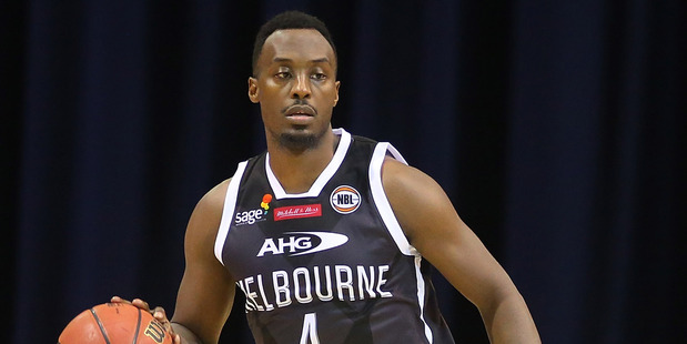 Cedric Jackson in action for Melbourne United. Photo / Getty Images