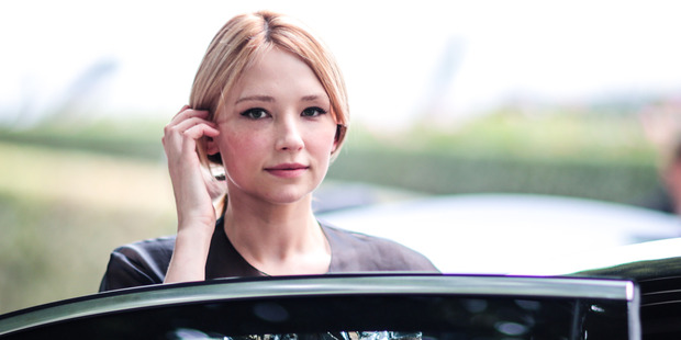 Haley Bennett is seen outside of the Christian Dior show during Paris Fashion Week Spring Summer 2017 at the Rodin museum on September 30, 2016 in Paris, France. Photo / Getty
