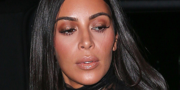 Kim Kardashian West's Paris robbers saw jewels on social media
