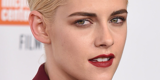 Actress Kristen Stewart attends the Certain Women premiere during the 54th New York Film Festival. Photo / Getty