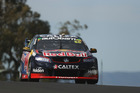 Jamie Whincup during practice for the Bathurst 1000. Photo / Getty Images