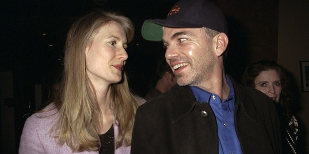 Billy Bob Thornton and Laura Dern attending movie screening of The Apostle at the Grand Havana Room. Photo / Getty