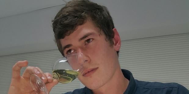 Lucas Percy scores chardonnays in the regional wine awards.