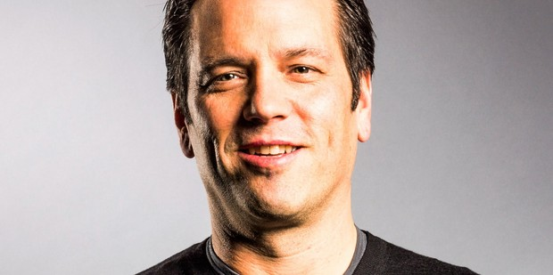 Xbox head Phil Spencer has been with Microsoft since 1988.