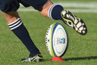 The curtain falls tomorrow on a long rugby season for MAGS and NZ Schools threequarter Caleb Clarke. Photo / Thinkstock.