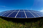 Longroad is focused on the development of utility-scale wind and solar generation in North America, the company said. Photo / Bloomberg
