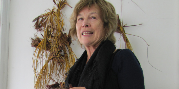 Waverley artist Rachael Johnson.