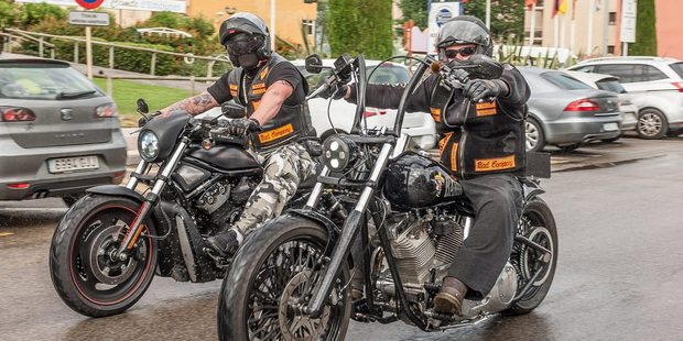 Loading The Bandido Motorcycle Club is a gang that started in Texas 50 years ago with a worldwide membership of around 5,000. Photo: Facebook / Bandidos MC