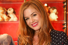 Isla Fisher Signs Copies Of Her Book