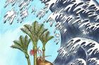 As NZ basks, a host of dangers await in the global economy. Illustration / Anna Crichton