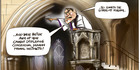 View: Cartoon: The Broad Church of Rugby