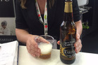 Truffle beer - Birra al Tartufo - made by Giuliano Tartufi in Italy. Photo / Supplied