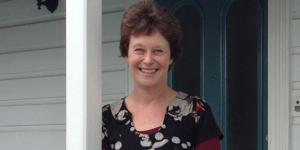 Janet Mikkelsen is a funeral director, and a trustee of Sweet Louise. Photo / Supplied