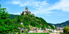 Castle Reichsberg above Cochem. Photo / 123RF