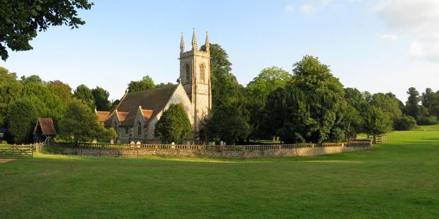 Chawton Church, Hampshire. Photo / Charles D P Miller, Flickr