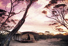 Kangula Campsite, Gawler Ranges, South Australia. Photo / SATC