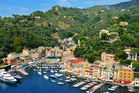 The colourful mansions of Portofino. Photo / 123RF
