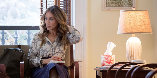 Sarah Jessica Parker will return to the small screen in Divorce.