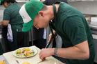 Make my lunch: Nic Watt's Kingfish Tiradito