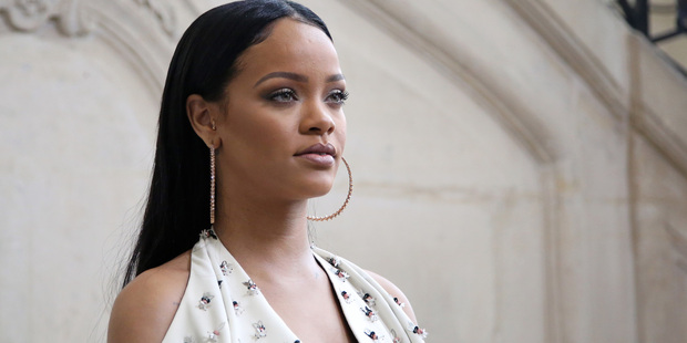 Chrissy Teigen now lives in Rihanna's old pad. Photo / AP