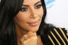 American TV personality Kim Kardashian. Photo / AP