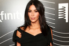 Kim Kardashian West was robbed at gunpoint in Paris. Photo / AP