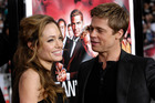Angelina Jolie and Brad Pitt shocked fans last month with the announcement that they are filing for a divorce. Photo / AP