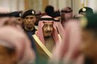 The daughter of King Salman of Saudi Arabia has fled Paris. Photo / AP