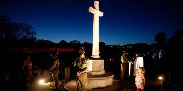 Cheras Christian Cemetery. Photo / AP