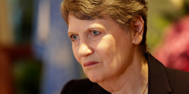 Helen Clark was mid field in the first ballot but as the field has shrunk with little movement in her support, she has slipped closer to the tail in relative terms. Photo / AP