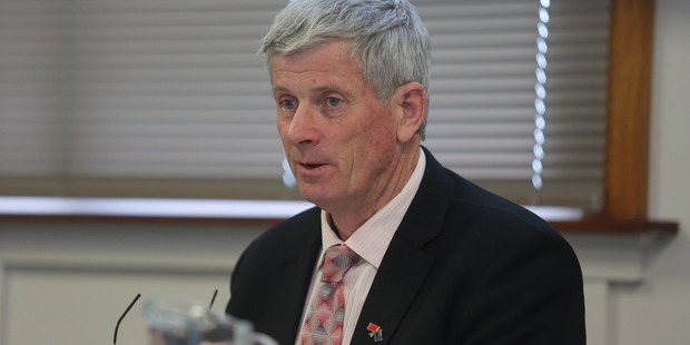 Rangitikei District Mayor - Andy Watson