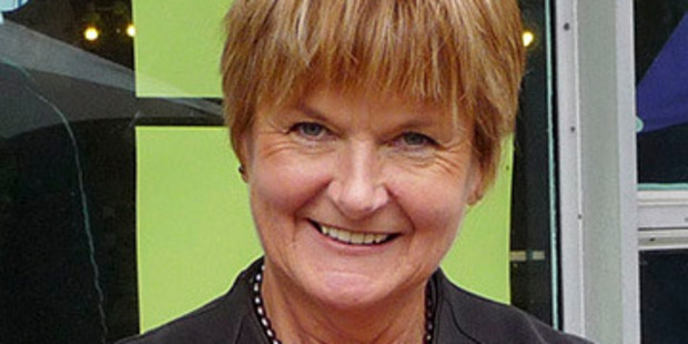 Whanganui District Health Board chief executive Julie Patterson.