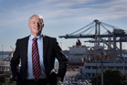 Auckland Mayoral candidate Phil Goff is taking a stand against the port and is opting to have it moved so that the area can be developed and enjoyed by Aucklanders. 3 June 2016 New Zealand Herald Phot
