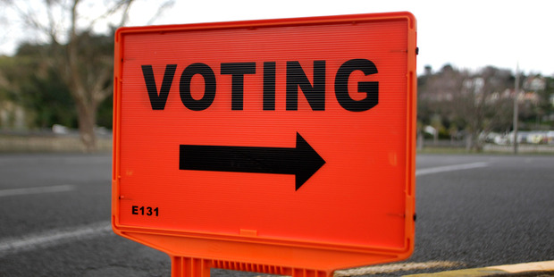 Voter turnout in South Auckland is the lowest in the city. Photo / File